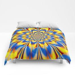 Flashing Star Comforters