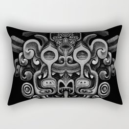 Tonatiuh Rectangular Pillow