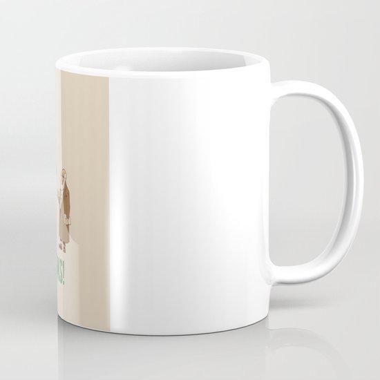 Conflicting Theories Mug