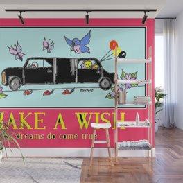 Make A Wish Wall Mural