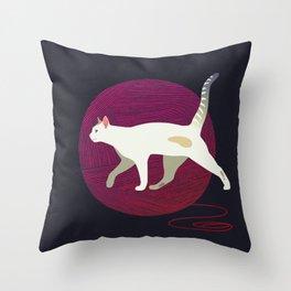 Bixano Throw Pillow