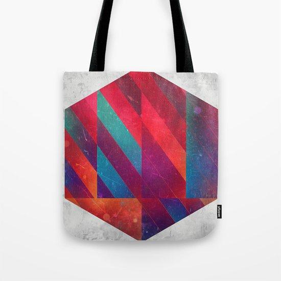 9 hyx Tote Bag