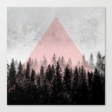 Woods 3X Canvas Print