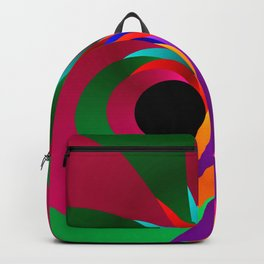 the black point -6- Backpack