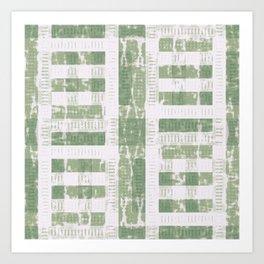 Country Geometric Art Print