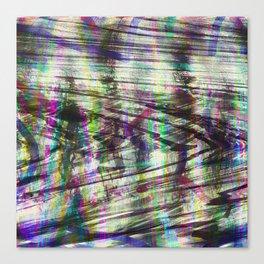 Megahertz Canvas Print