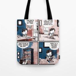 Laugh Menu 77 Tote Bag