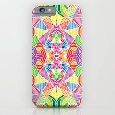 Kaleidoscopic Zen iPhone 6s Slim Case