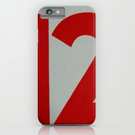 It's just Lucky to me. iPhone Case
