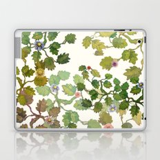 water color garden with flowers! ( Laptop & iPad Skin