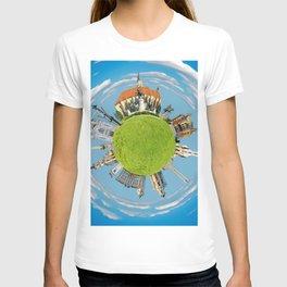 cluj napoca little planet T-shirt
