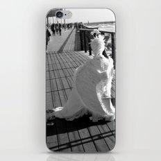 Fallen angel iPhone & iPod Skin