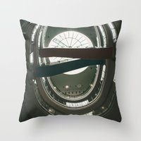 shopping Throw Pillows featuring Shopping Heaven by Errne