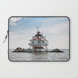 Thomas Point Lighthouse Laptop Sleeve