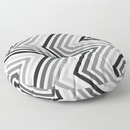 Seamless Line Floor Pillow