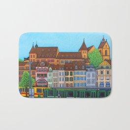 Barfüsserplatz Rendez-vous Bath Mat