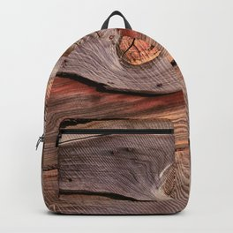 Weathered Wood Backpack
