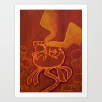 From Confine to Birth Art Print