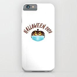 Halloween 2020 iPhone Case