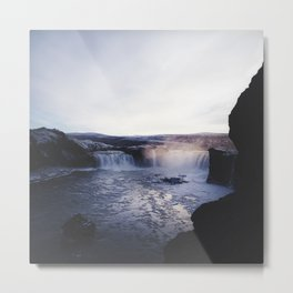 River basin Metal Print