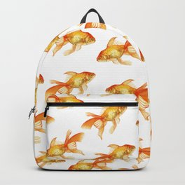 The Golden One - Pattern Backpack