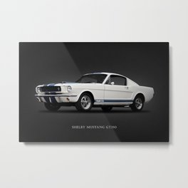 1965 Shelby GT350 Metal Print
