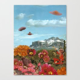 Starmen Canvas Print