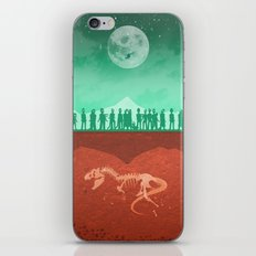 The Dead of Night iPhone & iPod Skin