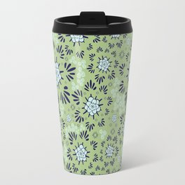Sakura and the Wind Travel Mug