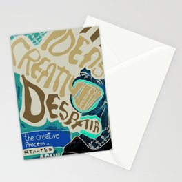 THE CREATIVE PROCESS Stationery Cards