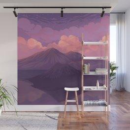 Crater Lake Wall Mural