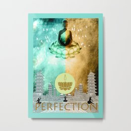 Perfection  Metal Print