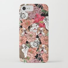 Because English Bulldog Slim Case iPhone 7