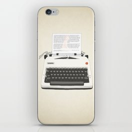 Ruby Sparks iPhone Skin