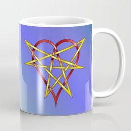 HeartStar Knot Coffee Mug