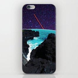 Stars in Wai' anapanapa iPhone Skin