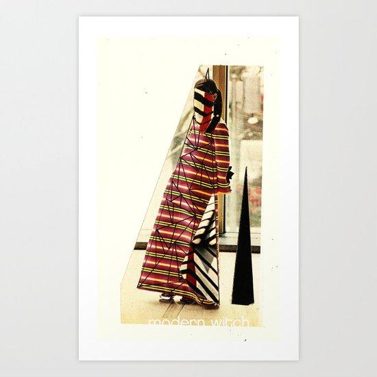 MODERN WITCH Print Art Print