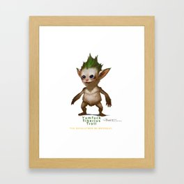 YT Troll - Revelations of Oriceran (C) Framed Art Print