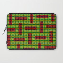 London abstraction Laptop Sleeve