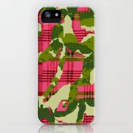 batik screen iPhone Case