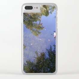 Tadpole Clear iPhone Case