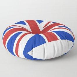 Great Britain flag Floor Pillow