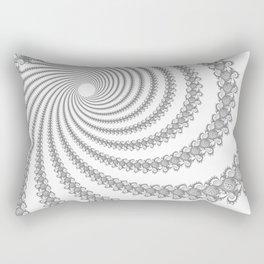 Troughs Rectangular Pillow