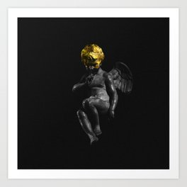 Cupidon Art Print