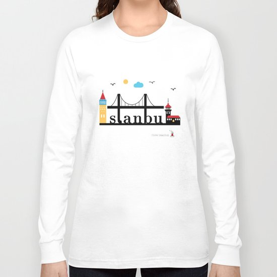 Istanbul. Long Sleeve T-shirt