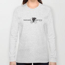 Wayfarer Bicycle Logo Long Sleeve T-shirt