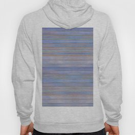 Colorful Abstract Stripped Pattern Hoody