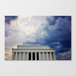 Dramatic Background Canvas Print