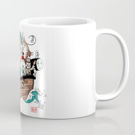 Ark's Miyazaki (version2018) Coffee Mug