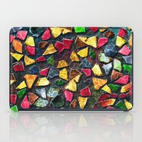 mosaic iPad Cases featuring Mosaic by Klara Acel